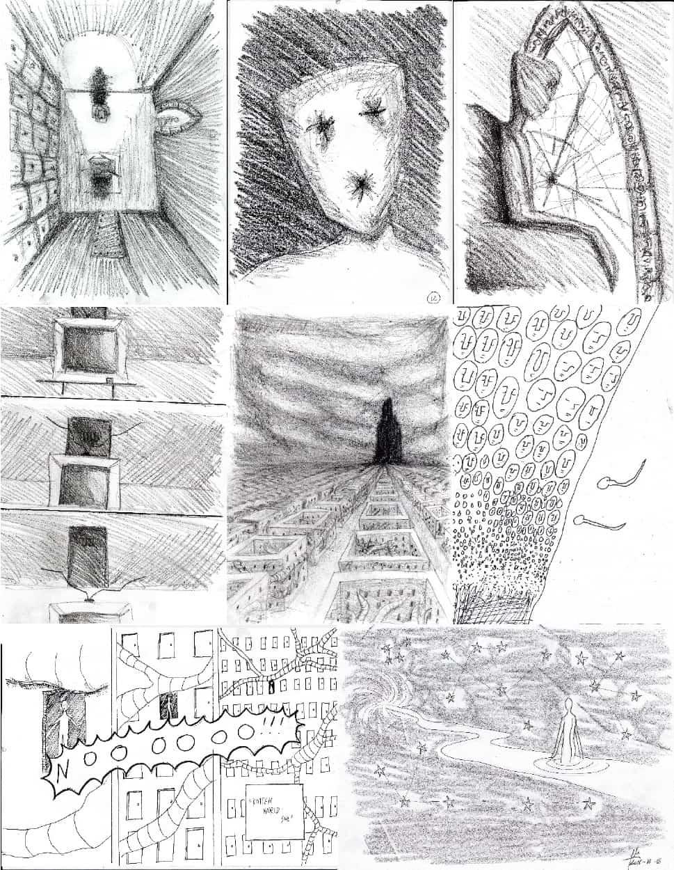 Pilgrim Spectro Sketch