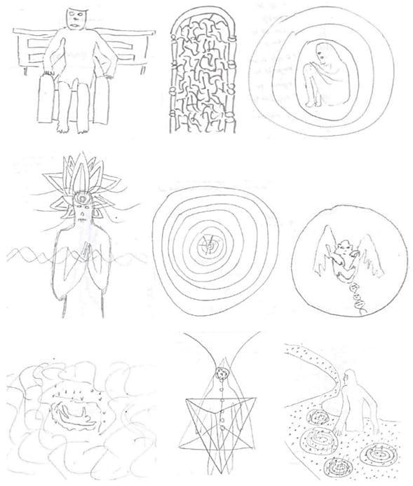Trickster Spectro Sketch